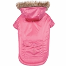 Zack & Zoey Elements Reversible Thermal Parka - Pink (XXSmall)