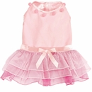 Zack & Zoey Elements Snow Princess Dress - XXSmall