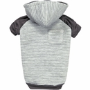 Zack & Zoey Elements Textured Stretch Hoodie - Small