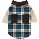 Zack & Zoey Flannel Shacket - Small