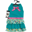 Zack & Zoey Sun & Sea Ruffle Dress - Small/Medium