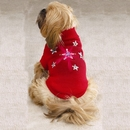 Zack & Zoey Twinkling Star Sweater Red