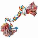 Zanies Two-Know Rompin' Rope Bone - 8.5""