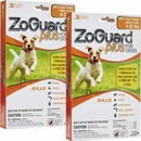ZoGuard Plus for Dogs 4-22 lbs (6 Pack)