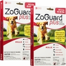 ZoGuard Plus for Dogs 45-88 lbs (6 Pack)
