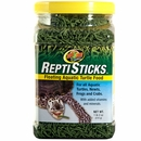 Zoo Med ReptiStick Floating Aquatic Turtle Food (1.2 lb)
