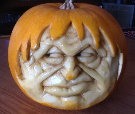 A Great Pumpkin Carving