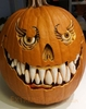 Creepy Eyes, Great Fangs Pumpkin