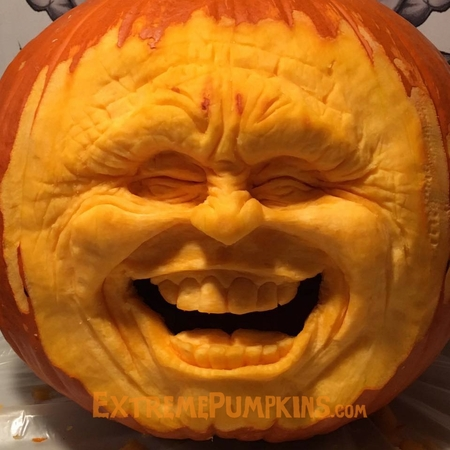Is This Pumpkin Rush Limbaugh?