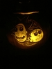 The Doc Brown & Marty McFly Pumpkin