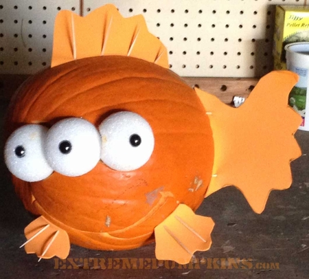 The Mutant Fish Pumpkin