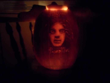 The Piano Man Pumpkin