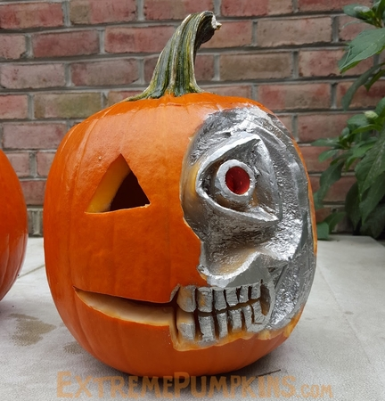 Tin Man Pumkins