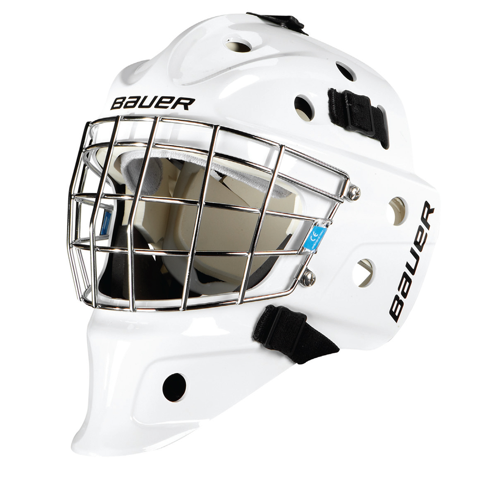 Vaughn v6 2000 mineservak for Bauer goalie mask template