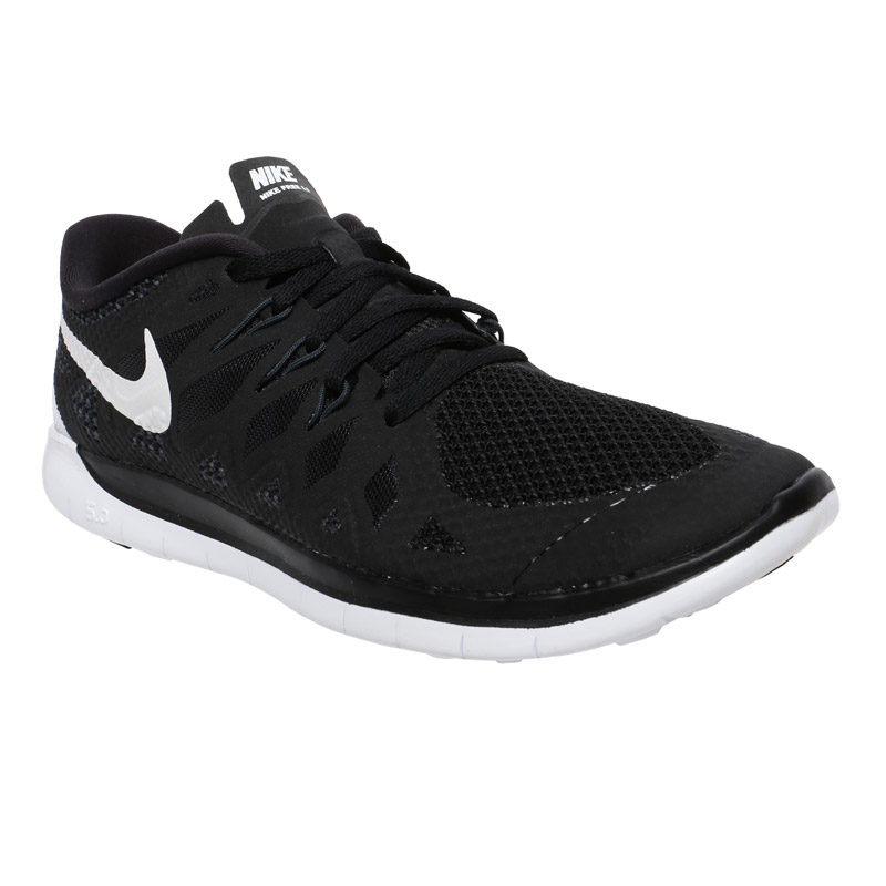 nike free 5 0 youth training shoes black white. Black Bedroom Furniture Sets. Home Design Ideas