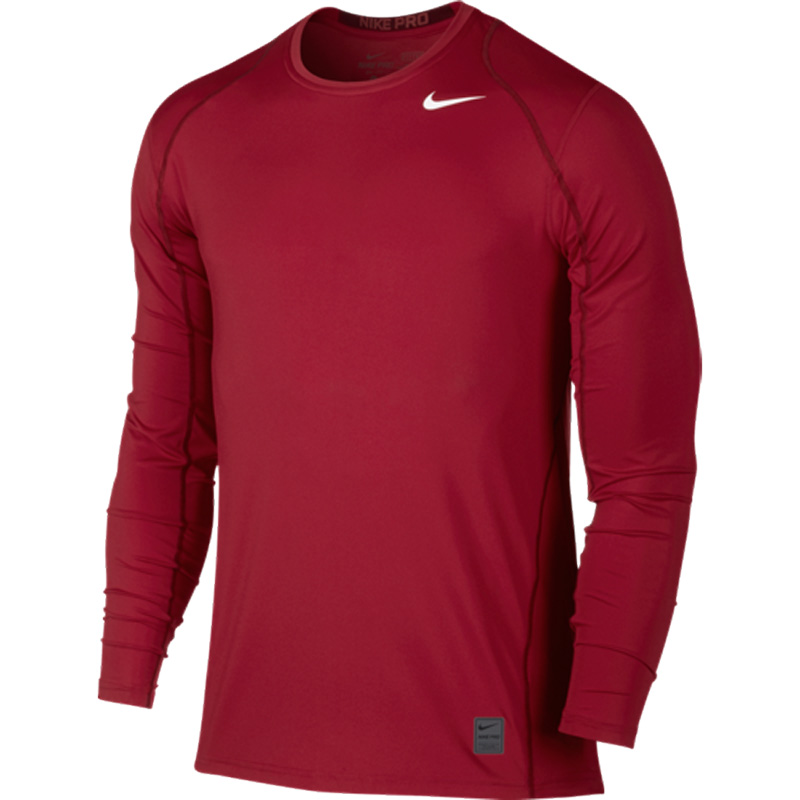 Nike Pro Cool Fitted Sr Long Sleeve Shirt