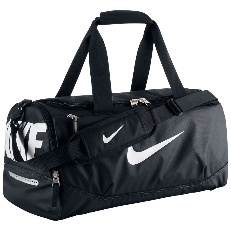 nike team training max air small duffle bag. Black Bedroom Furniture Sets. Home Design Ideas