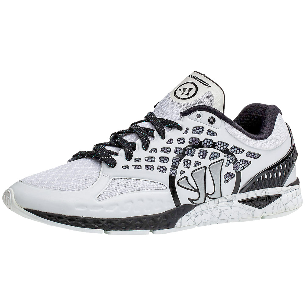 Warrior Prequel Menu0026#39;s Training Shoes - White/Black