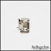 "1/2"" Stainless Steel Strap Clamping Buckles"