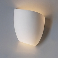 "10.5""  Left Swaying Cylinder Wall Sconce"