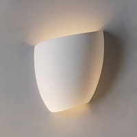 "10.5""  Right Swaying Cylinder Wall Sconce"