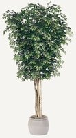 10' Fire Retardant Artificial Ficus