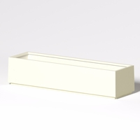 Marek Rectangle Planter 108in.L x 30in.W x 24in.H