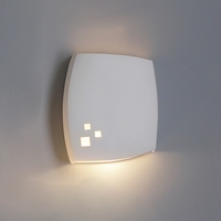 "11"" The Cool Contemporary Asymmetrical Sconce"