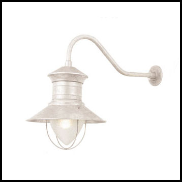 12 Barn Light Shade Gooseneck Lighting