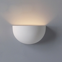 "12""  Deep Bowl Wall Sconce"
