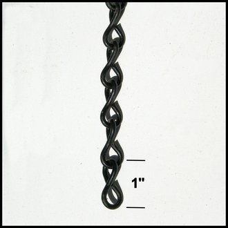 12 Gauge Stainless Steel Single Jack Chain
