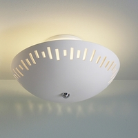 """13.5"""" Ceiling Light w/ Vertical Cut Out"""