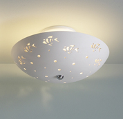 "13.5"" Goldfish Tank Children's Ceiling Light"