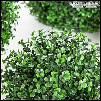 13in. Ornamental Boxwood Topiary Balls - Indoor