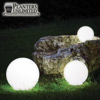 16in.Dia Donatello Illuminated Sphere