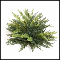 silk ferns, artificial ferns, artificial boston ferns