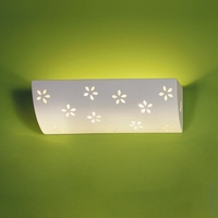 "18.5"" Jasmine Children's Bedroom Sconce"