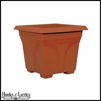 "18"" Medallion Deck Planter"