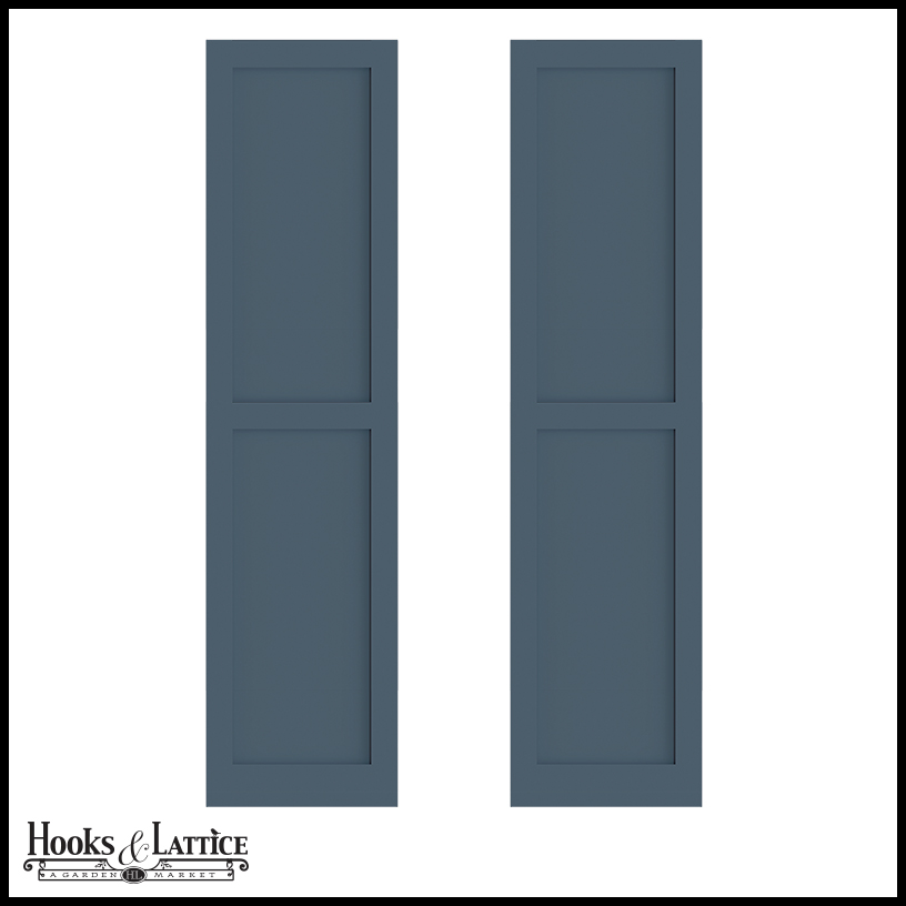 ... Composite Exterior Shutters (Pair) Click To Enlarge