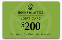 $200 Hooks and Lattice Gift Certificate