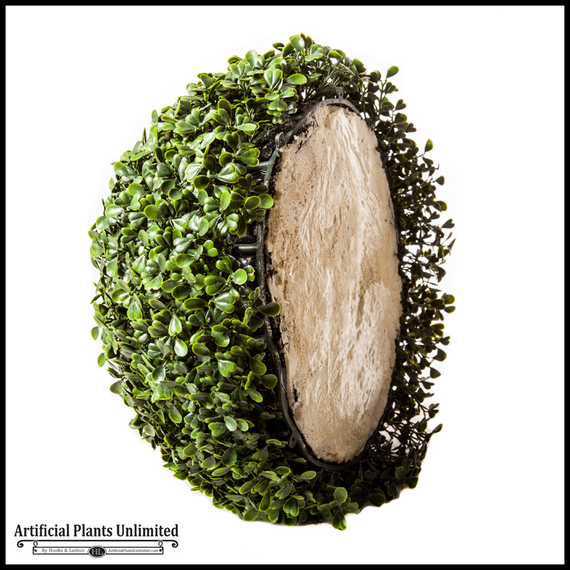 Nice Artificial Topiary Balls Part - 9: Artificial Boxwood Topiary Balls - Indoor Click To Enlarge