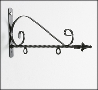 "22"" Standard Scroll Blade Sign Bracket"