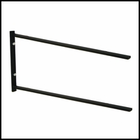 "24"" - 36"" Light Duty Double Mount Sign Bracket"