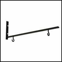 "24"" - 36"" Light Duty Lower Offset Sign Bracket"