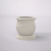 "24"" Dia. x 24""H Round Villagio Planter"