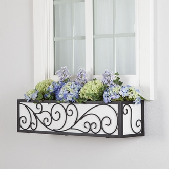 "60"" Wayfarer Window Box Cages"