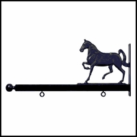 "24"" Equestrian Sign Bracket"