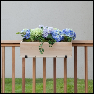 24in. Aunty Jane Cedar Window Box