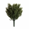 16in Artificial Boxwood Bush Outdoor Rated