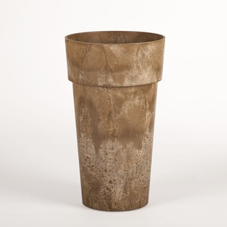 24in. Lunar Tall Flower Pot - Available in. 3 Colors